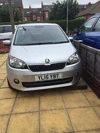 Skoda citigo 4 door 6000 miles only one owner