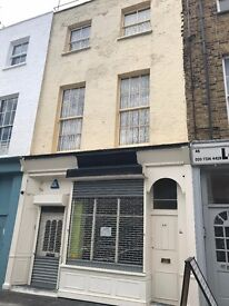 Shop to Rent on Marylebone's Famous Church Street - Rent Includes Rates and Utilities