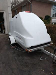 2007 Toy Carrier Trailer for sale