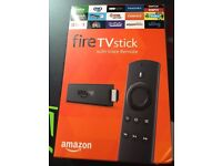 New generation. Firestick with Alexa and lifetime gift