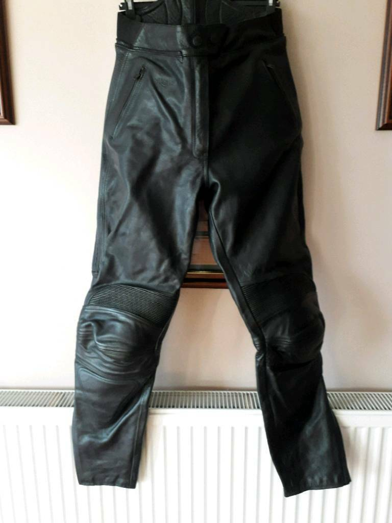 newest outlet for sale look good shoes sale Motorcycle leather trousers size 18   in Blaenavon, Torfaen   Gumtree