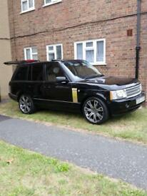 Range Rover Vogue Se 22 alloys Fully loaded