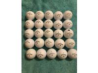 25 callaway golf balls