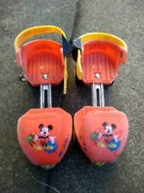 Kids Disney roller skates