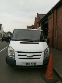 excellent van dont be put off with millage its had a recon engine back a couple of years ago