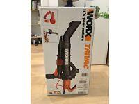NEW WORX WG505E 3000W Trivac Garden Blower Mulcher and Vacuum for Sale