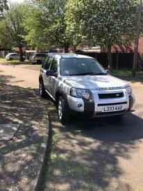 Land Rover freelander 1.8 petrol beautiful family car 4x4 excellent condition in/out