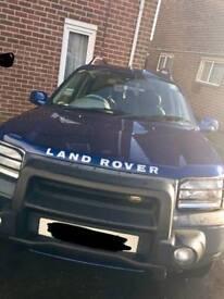 Land Rover - Freelander 2.0 TD4 ESX