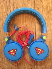 Superman Earphones