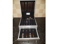 Viners cutlery box set