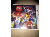 Lego movie Nintendo 3ds game