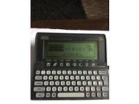 PSION 3 PDAs