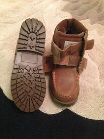 Boys next boots brand new suede and leather