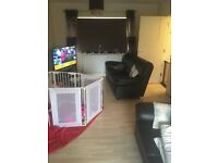 Large 2 bed apartment for your 3 bed house