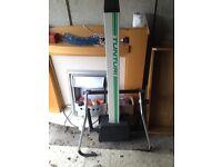 Tunturi Rowing Machine
