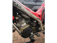 Gas Gas Txt 280 raga rep trials bike