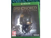 Dishonored Difinitive Edition - Xbox One game