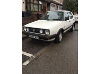 Mk2 Golf Extremely Low Mileage