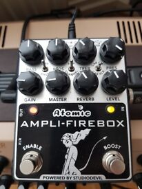 Atomic Amplifirebox in mint condition