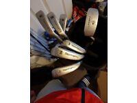 Slazenger P500 irons 5-P