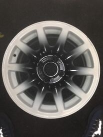 4x Audi s80 wheel rims 4stud