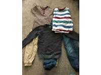 Boys clothes bundle 6-7