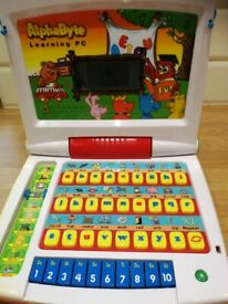 Children's learning Laptop