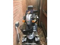 QUINGO PLUS MOBILITY SCOOTER FOR SALE. GOOD CONDITION
