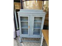 Painted glass unit