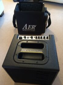 AER Alpha 40 Amplifier (Great Condition!)