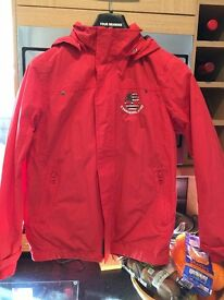 Timberland Boys Jacket 12 years old in Red