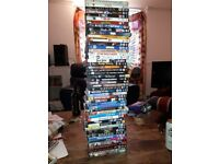 Selection of 50 DVDs