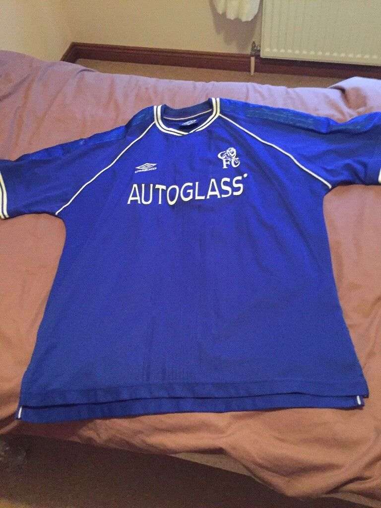 4a1f59bf Chelsea Vintage T Shirt – EDGE Engineering and Consulting Limited