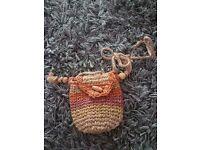 🌟HANDMADE🌟 bangladesh mini shoulder bag