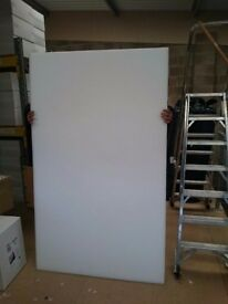 White Packing Foam Large 6ft x 4ft Fire retardant sheet (Multiple Available) Price Per Sheet