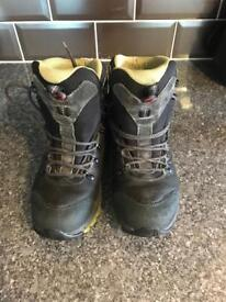 Mammut walking boots