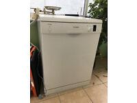Bosch Classixx dishwasher. little use