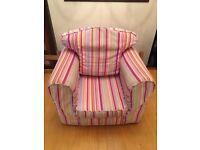 Child's chair / child's armchair