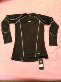 NEW with tags, Adidas men's goalkeeper undershirt - SIZE SMALL. £15