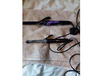 Two hair tongs ( FREE)