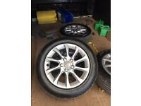 Audi A3 8v alloys with good tyres
