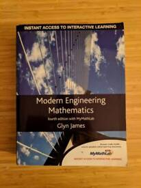 Modern Engineering Mathematics Fourth Edition with MyMathLab University Text Book