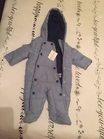 Babies All-In-One Winter Suit