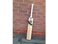 Professional grade willow cricket bat for sale -very lightly used and light weight ~2.10 - £150