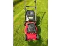 Champion selfpropelled lawnmower