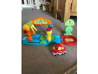 Toot toot car wash and car £7 plympton collection
