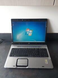 Laptop HP DV9000 screen 17in..