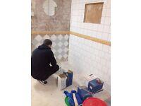 Tiling Course Glasgow, Tiling Course Scotland, Learn Tiling Glasgow, Tiling Course in Scotland.
