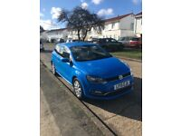 2015 Volkswagen Polo, Mayan Blue, Low Mileage