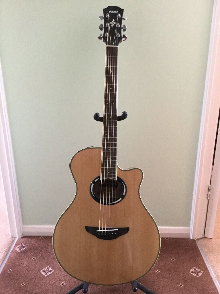 Yamaha Electro Acoustic Guitar In Doncaster South Yorkshire Gumtree